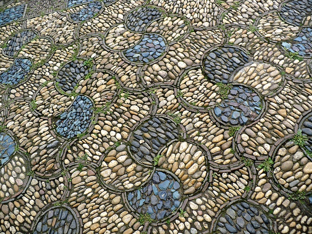 98 best Pebble Mosaics images on Pinterest Pebble mosaic Stone
