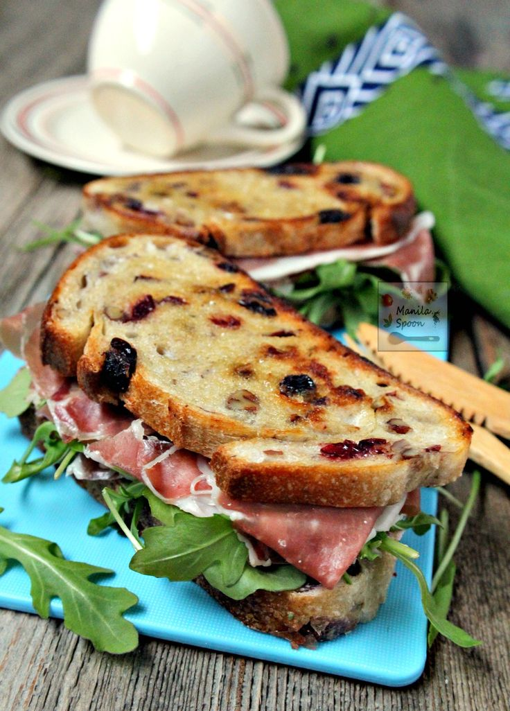die besten 25 prosciutto sandwich ideen auf pinterest. Black Bedroom Furniture Sets. Home Design Ideas