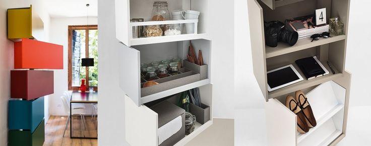 Je váš byt či dům tak malý, že nemáte dostatek prostoru? Malé pracovní plochy, málo místa, prakticky žádné úložné prostory? Máme pro vás řešení, multifunkční nábytek!