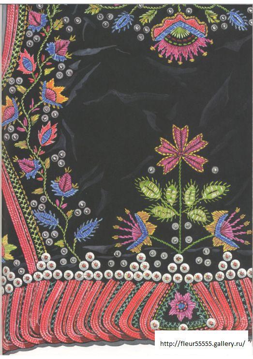 Polish embroidery Gallery.ru / Фото #114 - 45 - Fleur55555                                                                                                                                                                                 Plus