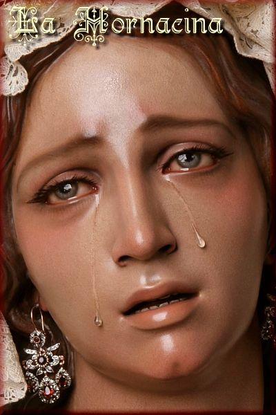 Nuestra Señora de las Aguas. Guimar. Obra de Francisco Romero Zafra.