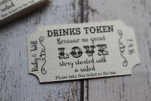 Personalised-Wedding-favour-drink-tokens-Because-no-great-love-story-started