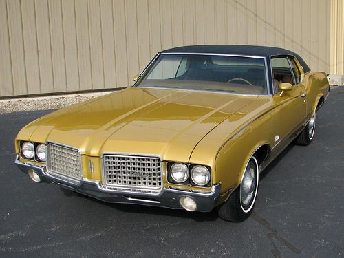 1972 Oldsmobile Cutlass Supreme | Flickr - Photo Sharing!