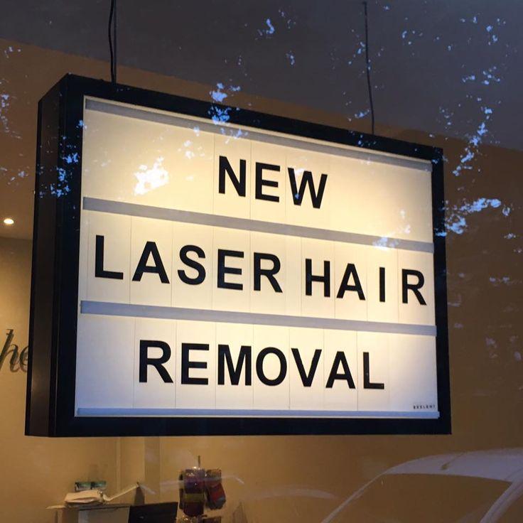 Permanent Laser Hair Removal at Belsize Health #englandslane #nw3