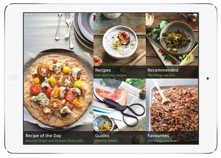 Best Kitchen Ipad Pantry App