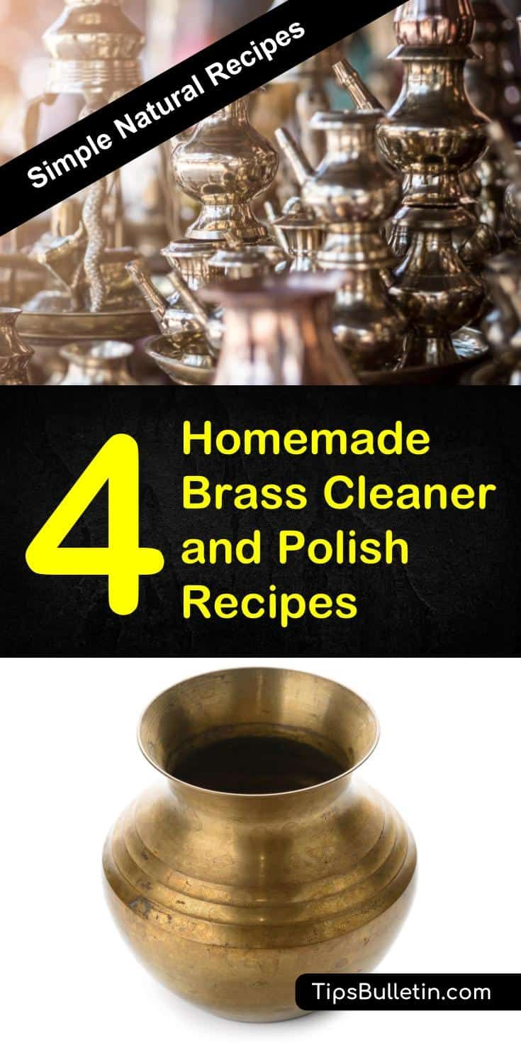 4 Brilliant Do It Yourself Brass Cleaner Solutions Cleaning
