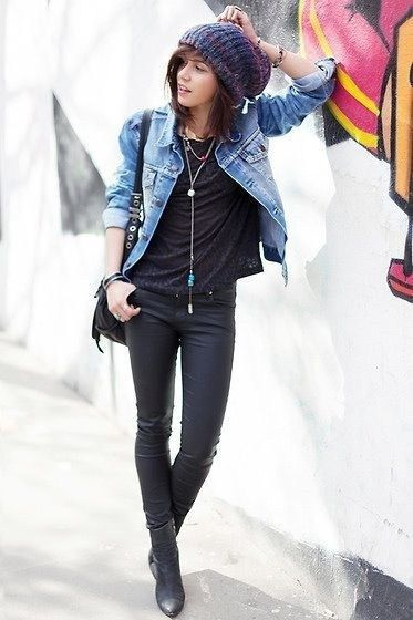 Tomboy Style Women S Outfits This Fall 11 Tomboy Chic