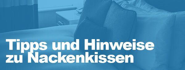 Die wichtigsten Tipps und Hinweise zu Nackenstützkissen... http://www.nackenkissen-abc.de/nackenstuetzkissen-tipps-und-hinweise-vor-dem-kauf
