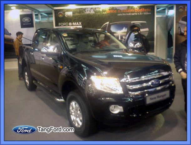 2015 ford ranger release date and price