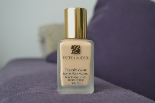 Estee Lauder Double Wear Foundation - awesome coverage with this