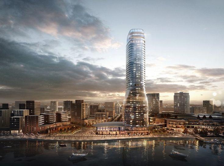 St. Regis Belgrade to form the centerpiece of the new Belgrade Waterfront development2LUXURY2.COM