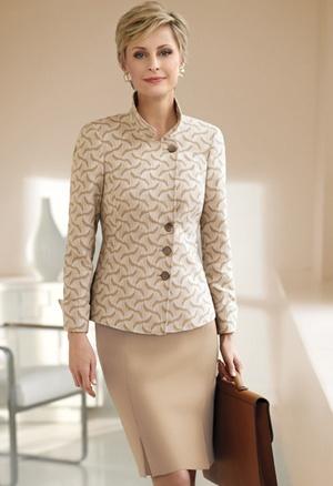 Nina McLemore Suiting
