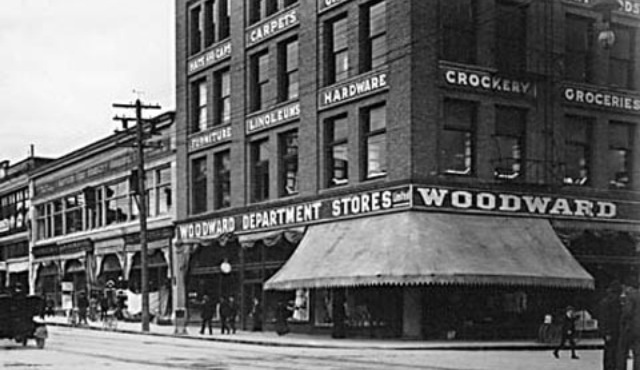 Woodward's Department Store Building (1903)