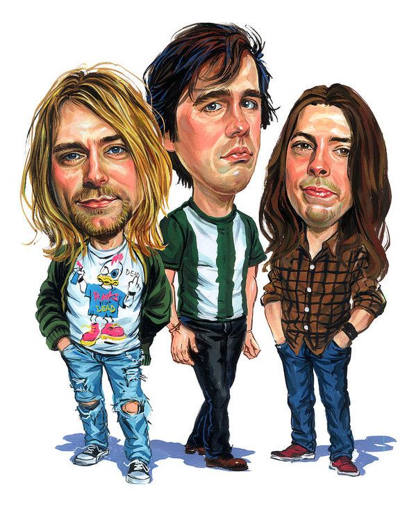 Nirvana Art Print featuring the painting Nirvana by Art