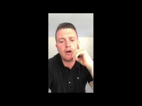 Tommy Robinson sets the record straight over the Finsbury Mosque attack - YouTube