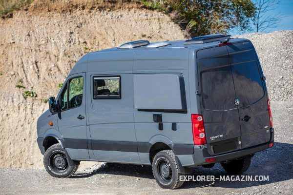 Vw Crafter 4motion Ramspeck Vwcrafter Vw Crafter Mercedes