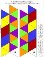 44 best hexaflexagon images on pinterest homeschool paper art hexa hexaflexagon craft project pronofoot35fo Gallery