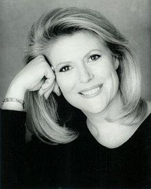 Actress Meredith MacRae, daughter of actors Gordon and Sheila MacRae.
