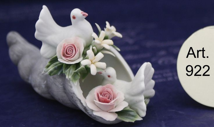 Capodimonte Porcelain Wedding & Special Event Favors from Italy in US www.theitalianfavors.com