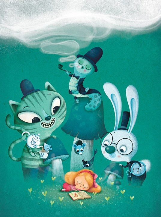 Cute Wonderland~Amandine Piu