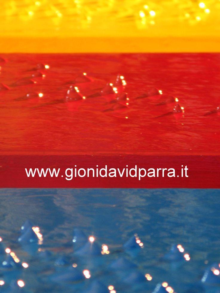 sitoweb di Gioni David Parra, pittore e scultore