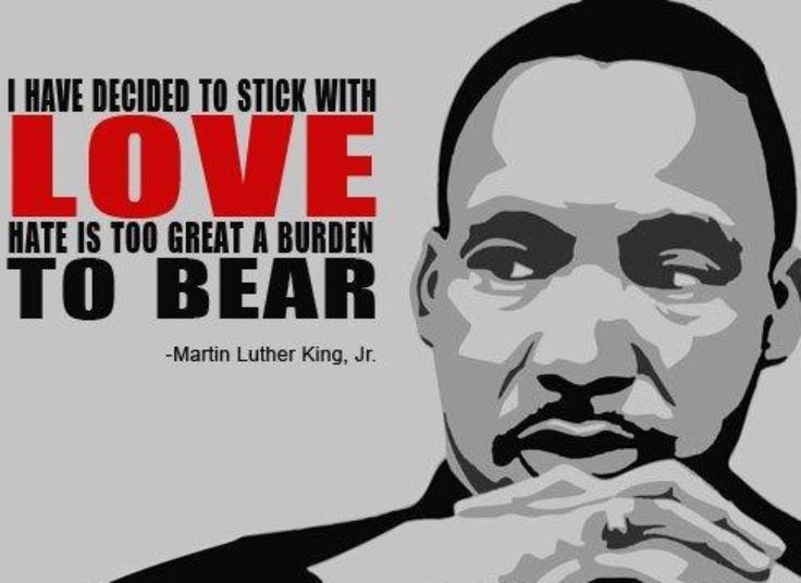 Download I Have Decided To Stick With Love Mlk Quote Svg - Layered ...