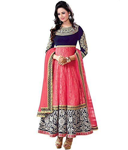 Pink Brasso Embroidered Semi Stitched Salwar Suit Cozer http://www.amazon.in/dp/B013P103PM/ref=cm_sw_r_pi_dp_RKgmwb10BA5QS