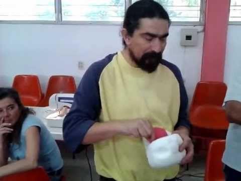 Taller de Títeres parte 3, cómo elaborar un títere por el Maestro Emilio...