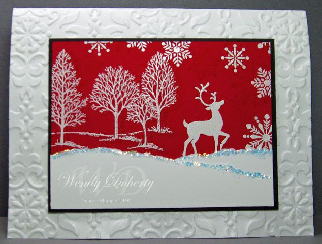 311 best Stampinu0027 Up! Christmas images on Pinterest Cards - blank xmas cards