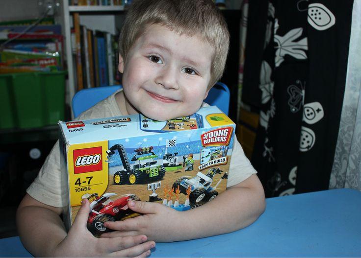 Лего Creator Грузовики-монстры (10655) Конструктор LEGO Monster Trucks