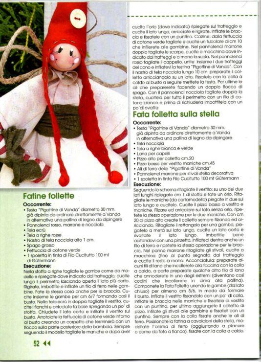 Gallery.ru / Фото #49 - Cose per creare Natale Bambini - tani211
