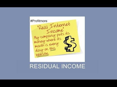 Residual Income with SFI | Azenza International Video: Residual Income with SFI