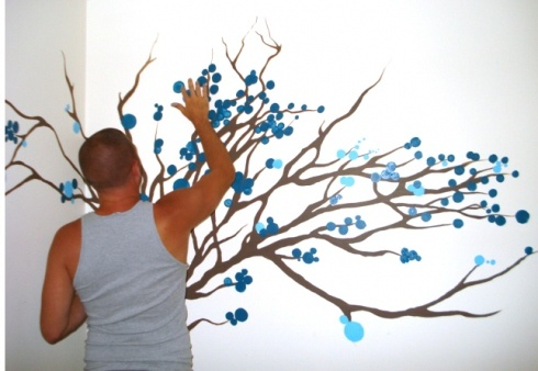 17 best images about mural on pinterest how to draw for Best projector for mural painting