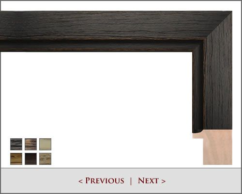 Rustic Black Cherry (20-938C) | Weathered Collections | Garrett Moulding