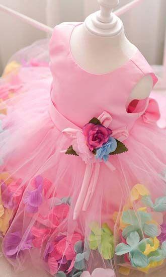 kız cocuk abiye elbise çiçek desenli,bebek elbise,kız çocuk elbise,kız çocuk elbise modeller – Silvia Trinidad
