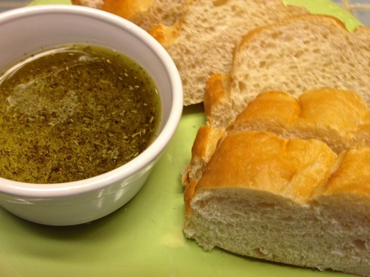 Olive Oil And Herb Dipping Sauce