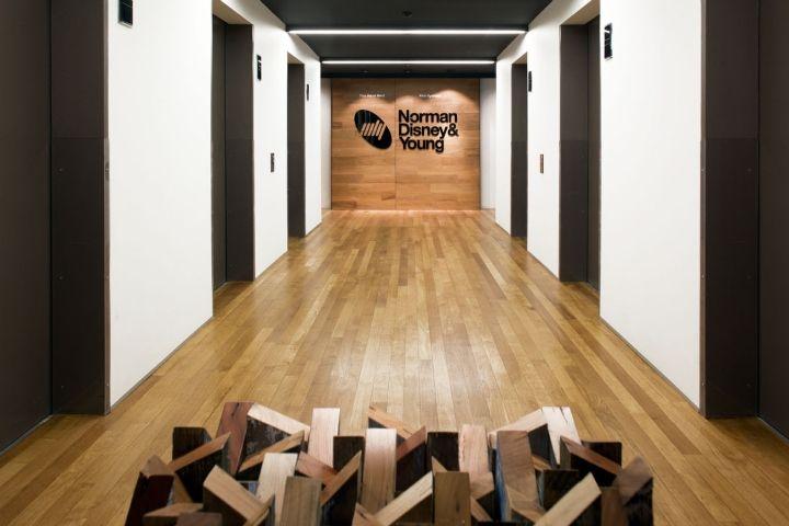 Норман Дисней & Young в офисе исполнителя МКДЦ, Перт – Австралия » Ритейл дизайн блога