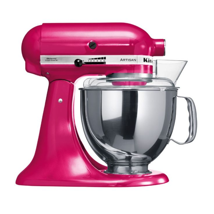 KitchenAid 150 Artisan Mixer 4.8L Raspberry Ice
