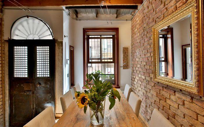 Как объединить домашний уют и историю: очаровательный дуплекс в Стамбуле