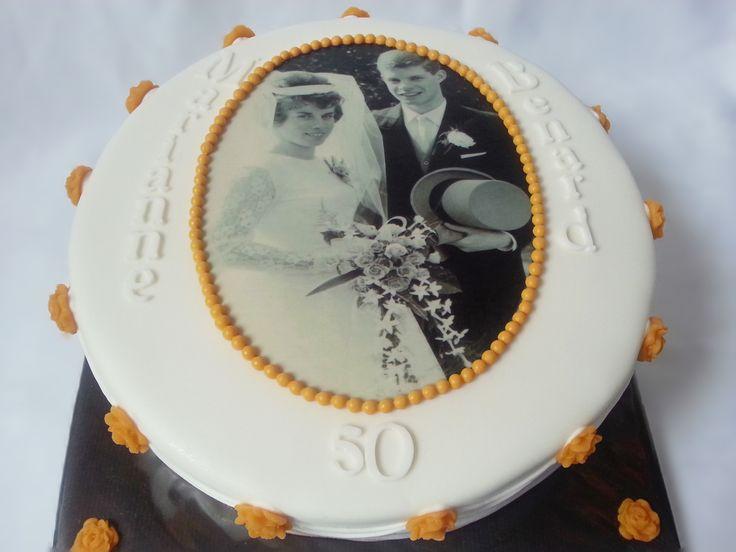 50 jaar huwelijk