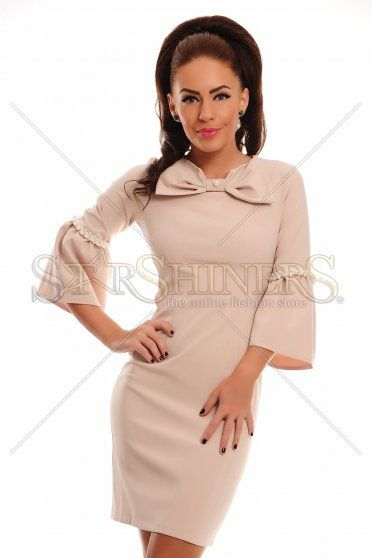 LaDonna Eternal Cuddle Cream Dress
