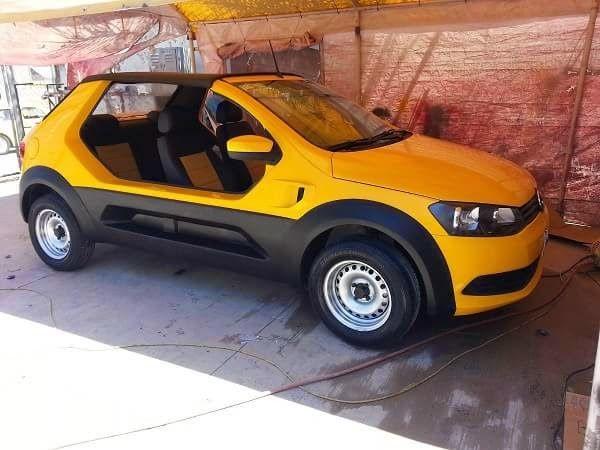 Volkswagen Gol Trend Buggy Made in México
