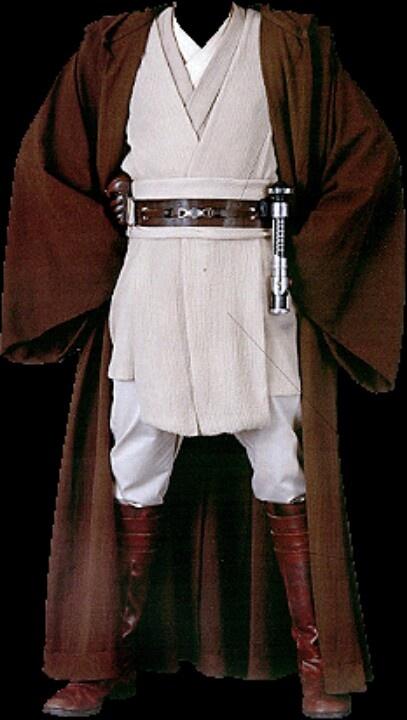 Jedi ( Star Wars ) Costume :D   MEDIEVAL/GOTHIC/FAIRY ...
