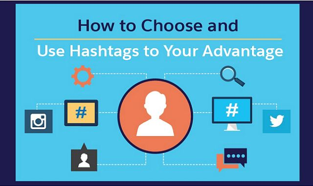 Choosing And Using Hashtags To Your Advantage | Cktechconnect Blog