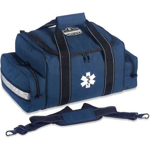 Kits and Bags: Ergodyne Arsenal Emt Ems Emergency Responder Trauma Large Gear Bag - 5215 - Blue BUY IT NOW ONLY: $49.99