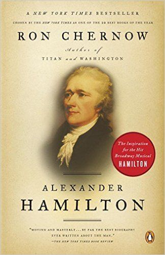 Historians have long told the story of America's birth as the triumph of Jefferson's democratic ideals over the aristocratic intentions of Hamilton. Chernow presents an entirely different man, whose legendary ambitions were motivated not merely by self-interest but by passionate patriotism and a stubborn will to build the foundations of American prosperity and power.