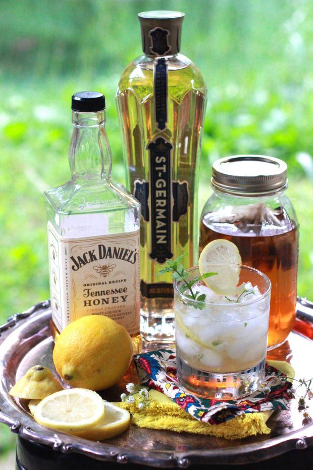 Elderflower Honey Whiskey | Be What We Love