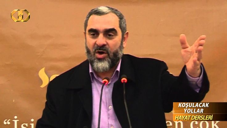 9) Koşulacak Yollar - (Hayat Dersleri) - Nureddin YILDIZ - Sosyal Doku Vakfı