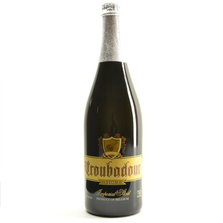 Troubadour Imperial Stout #beer #belgianbeer #stout