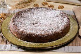 Capri Chocolate Cake - Traditionally made on the island of Capri